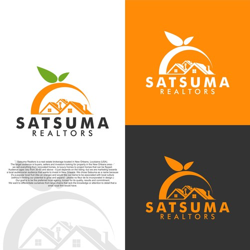 logo for Satsuma Realtors