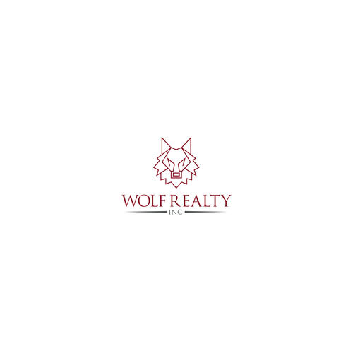 Create a logo for Wolf Realty Inc. - Not The Wolf of Wall Street but close enough