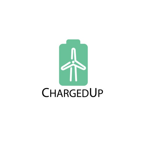 redesign logo chargedup