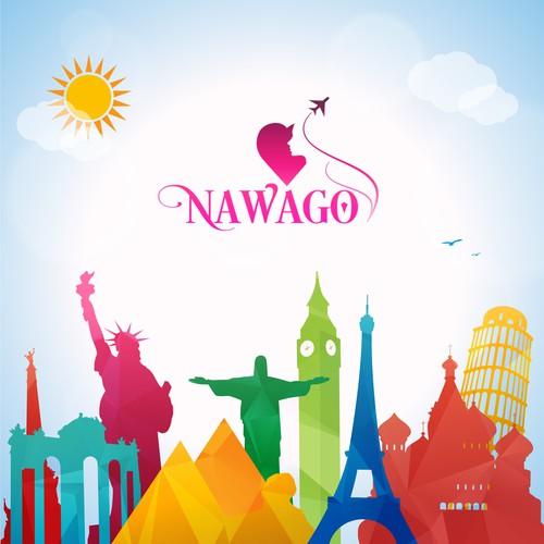 Nawago women travel