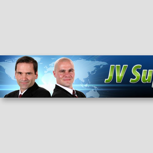Web Page Header for JV Super Summit