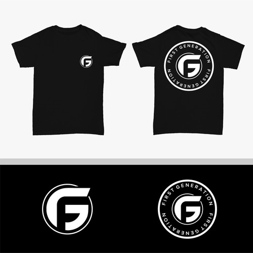 T-Shirt Design for First Generation