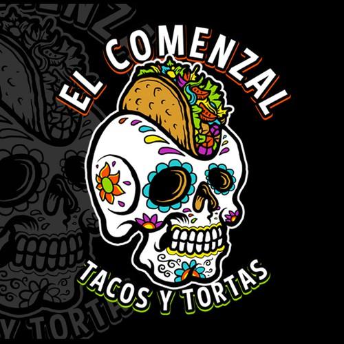 Tacos Skull