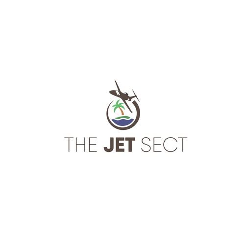 Logo proposal for THE JET SECT