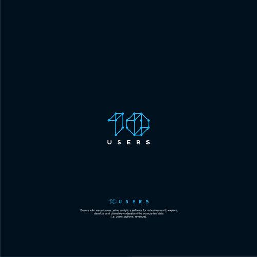 10 users logo