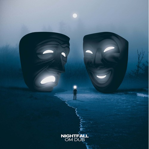 "Design Eye Catching Cover Art for Music Album called ""Nightfall"""