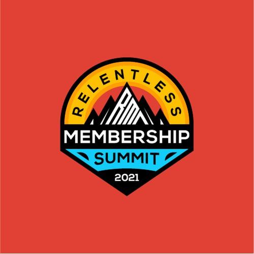 Relentless Membership Summit 2021 Logo