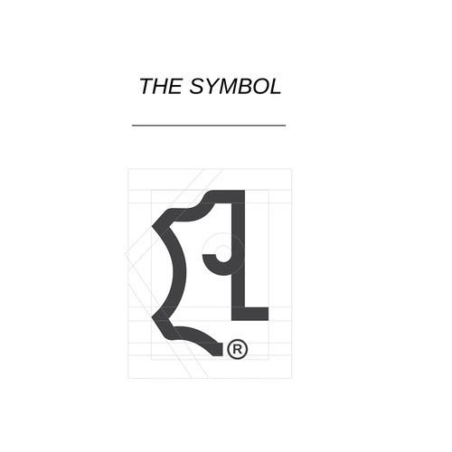 LOGO CONCEPT FOR LEATHER BAG COMPANY
