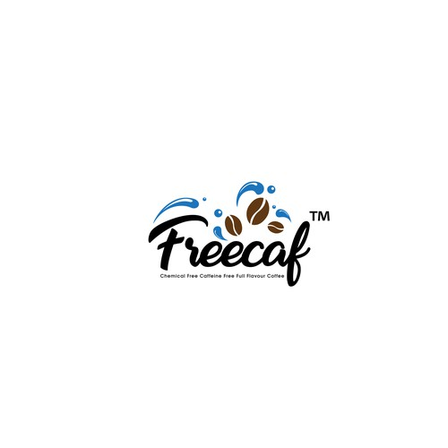 "Logo Design For ""Freecaf"""