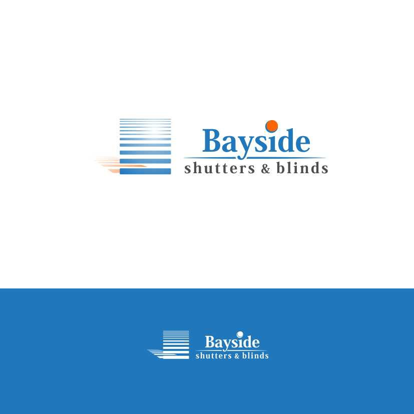 Bayside Shutters & Blinds needs a new logo