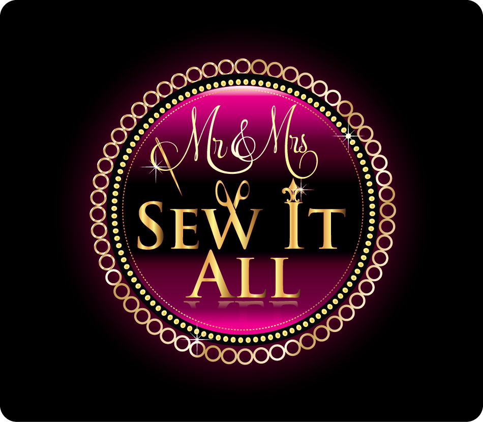 Help Mr and Mrs Sew It All with a new logo