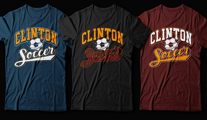 Soccer program need a kickin new shirt
