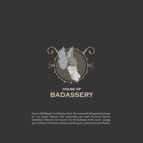 House of Badassery