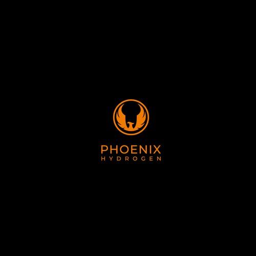 Bold logo for Phoenix Hydrogen
