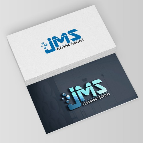 LOGO For JMS Cleaning Services