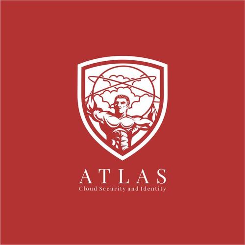 Winner of Atlas Cloud Security Logo Contest