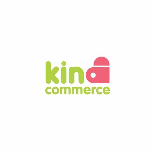 e-commerce logotype/ wordmark.
