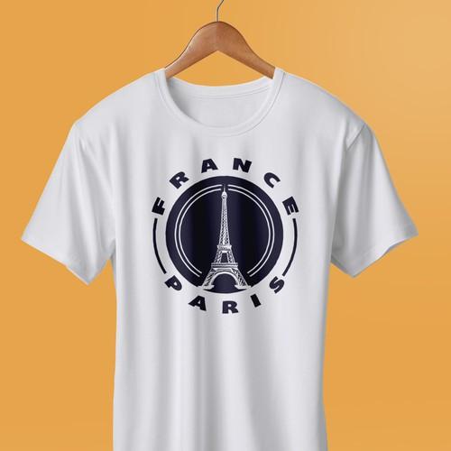 Tshirt_Paris