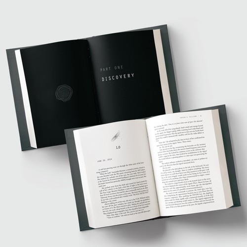 Typesetting and Interior book design