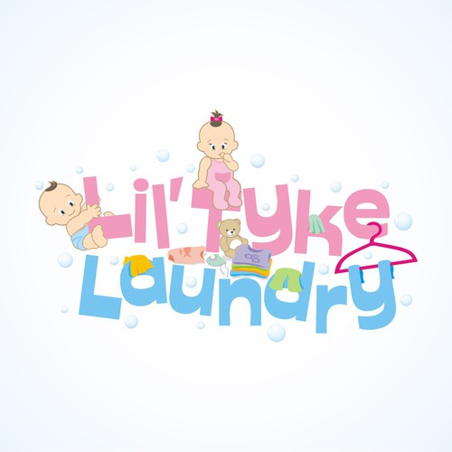 Exciting and FUN project - Babies and Laundry