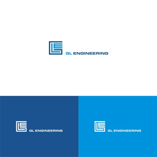 logo for GL Engineering