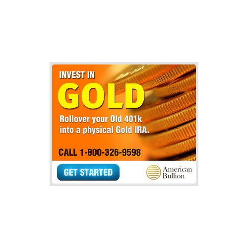 Help American Bullion with a new banner ad