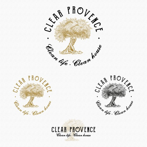 Logo for Clear Provence