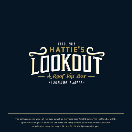Hattie's Lookout Logo