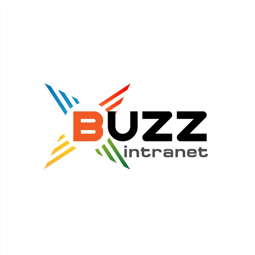Logo design for BUZZ intranet