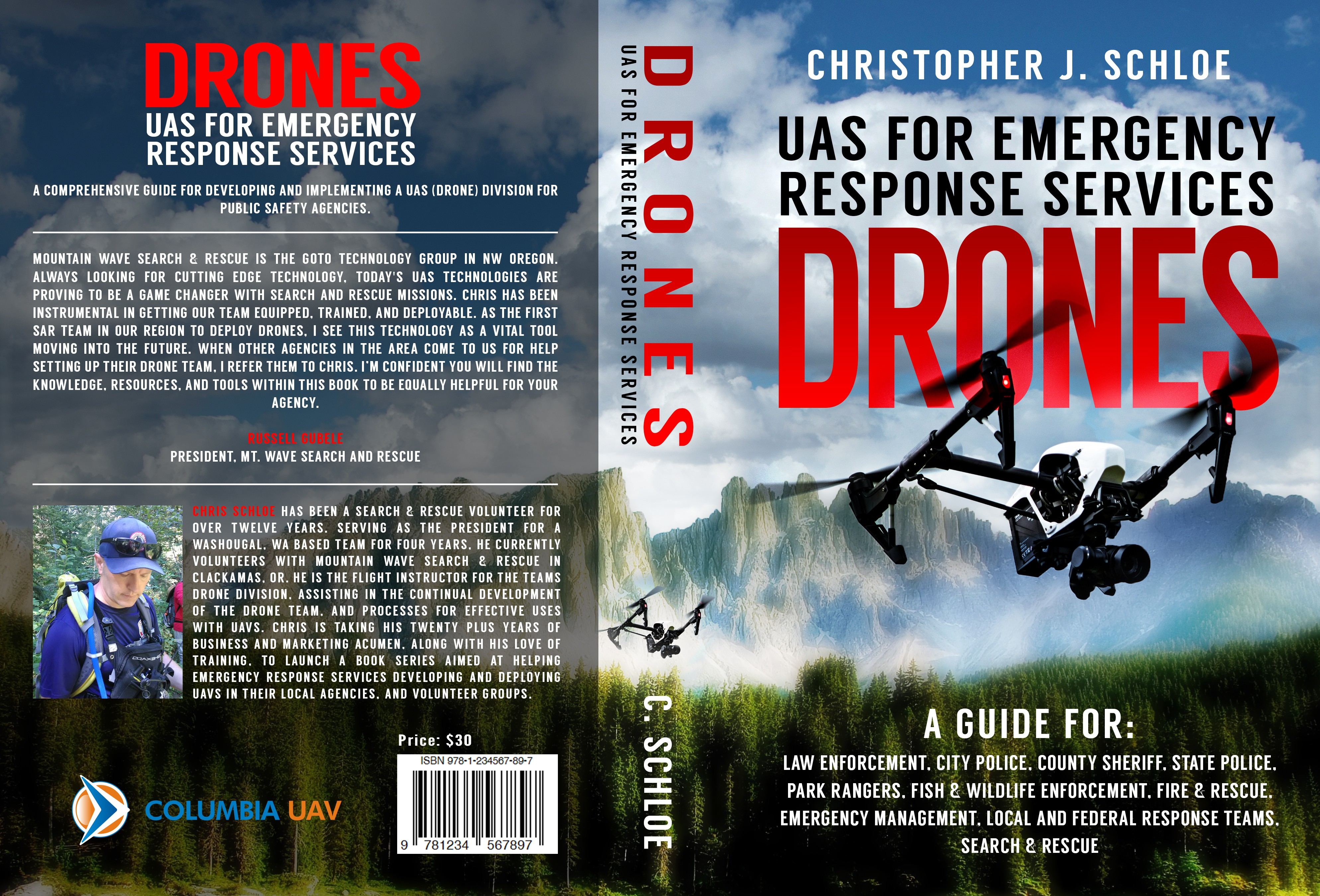Drones - Emergency Response Services