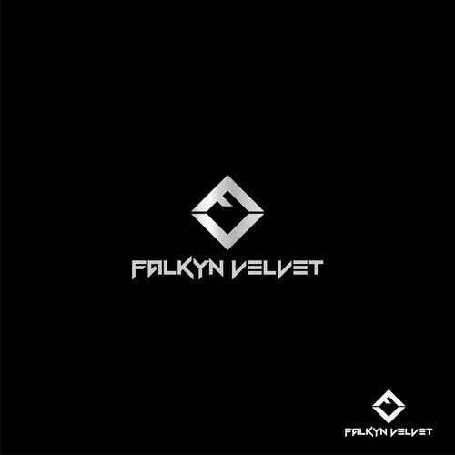 Falkyn Velvet Band