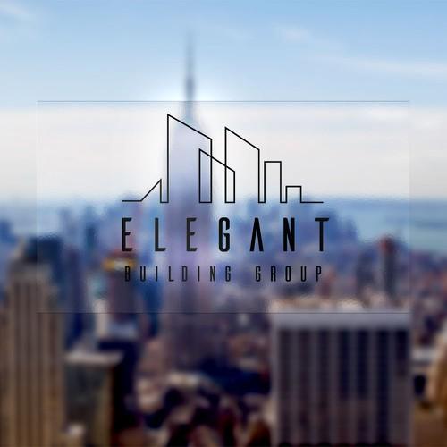Elegant Building Group Logo