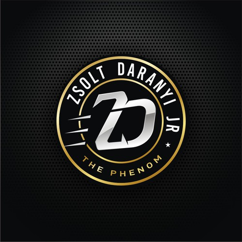 Professional Boxer Logo to Brand Up & Coming Pro Fighter