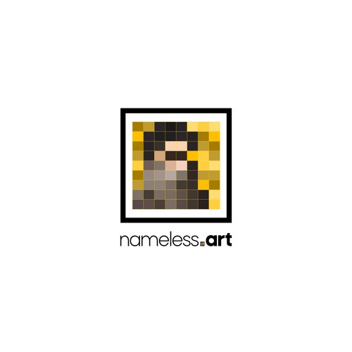Nameless.Art Logo Design