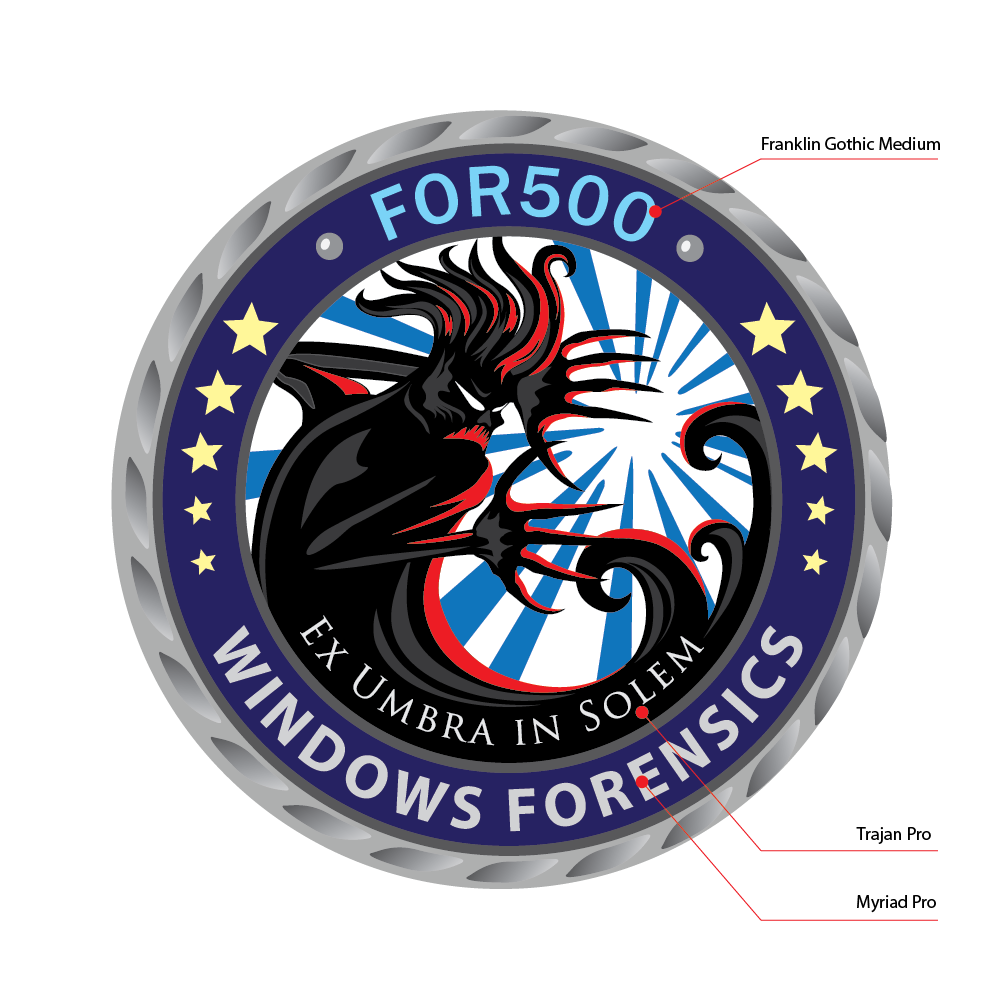 """Design """"Shadow Creature"""" for Digital Forensics Analysts that """"Find Evil"""" on Computers"""