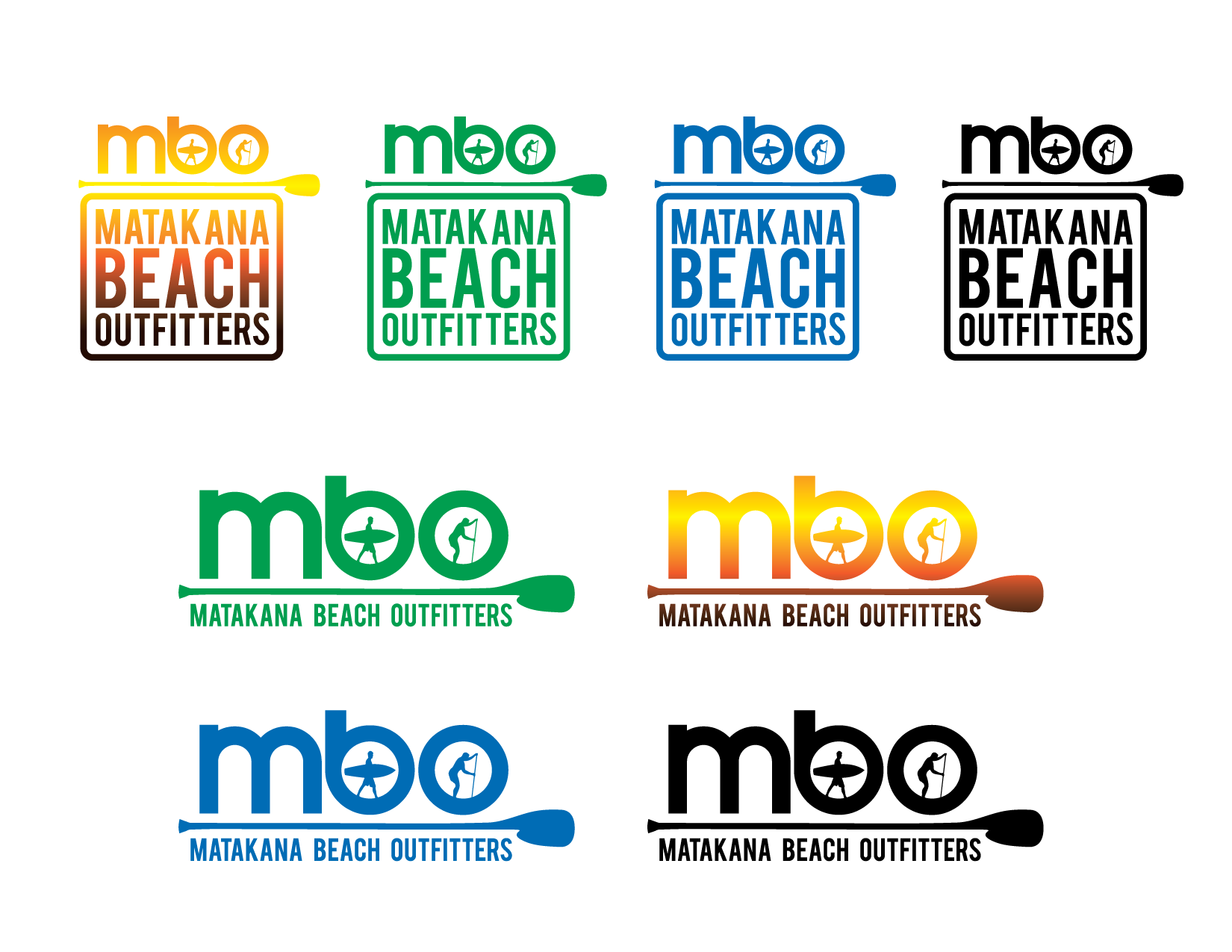 New logo wanted for Matakana Beach Outfitters