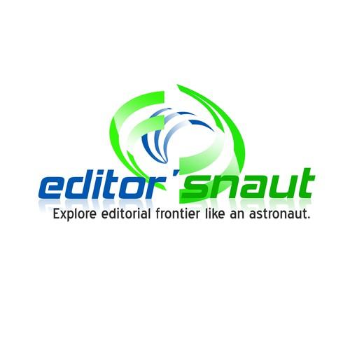Create a amazing logo for a media innovator