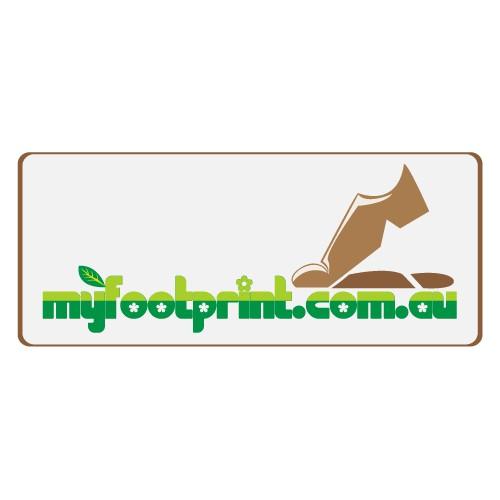 myfootprint.com.au needs a new logo