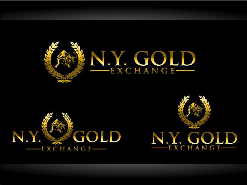 logo for N.Y.GOLD EXCHANGE