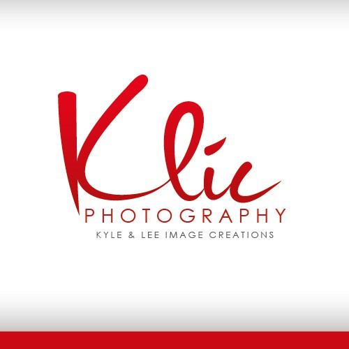 Help KLIC PHOTOGRAPHY (Kate & Lee Image Creations) with a new logo