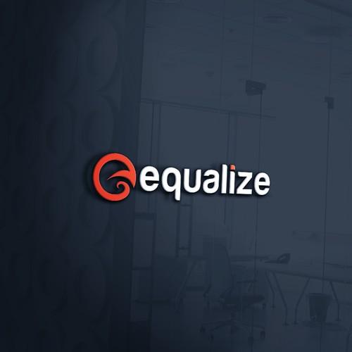 Logo for equalize