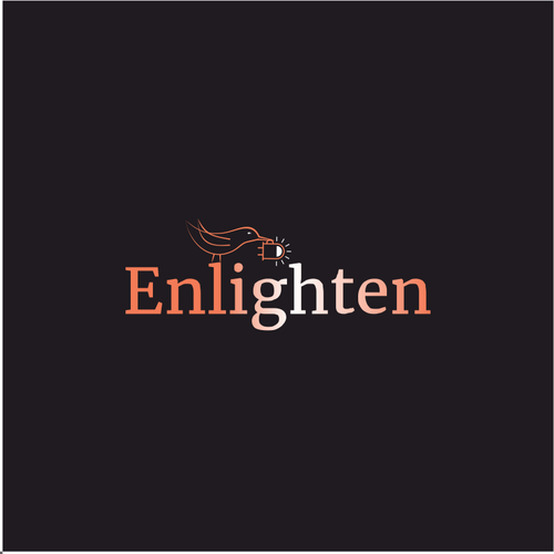 Logo for a company that sell rechargeable, LED-lighted toiletry bags for all travelers
