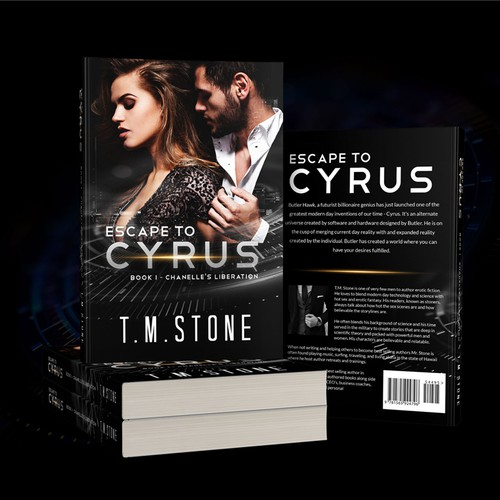 Escape To Cyrus Book Cover