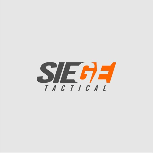 Siege Tactical Logo