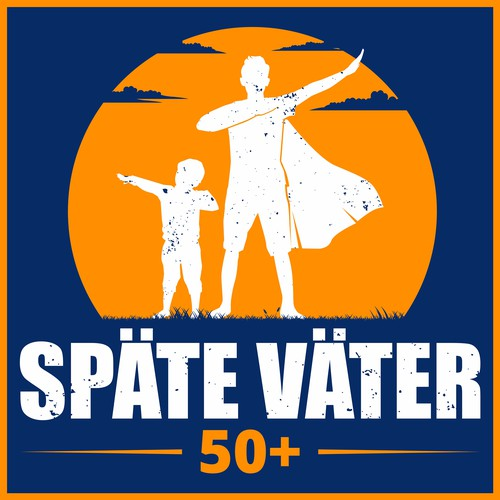 Spate Vater 50 Podcast cover