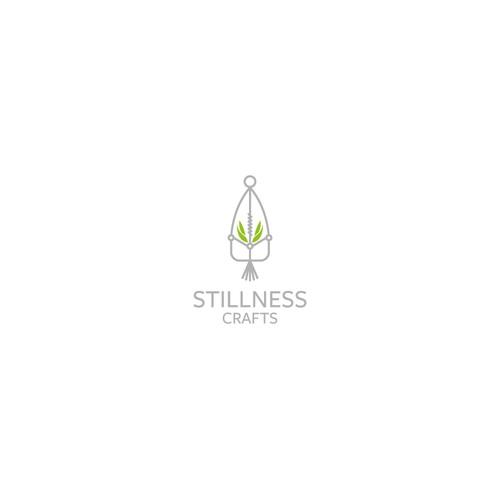 Stillness crafts logo