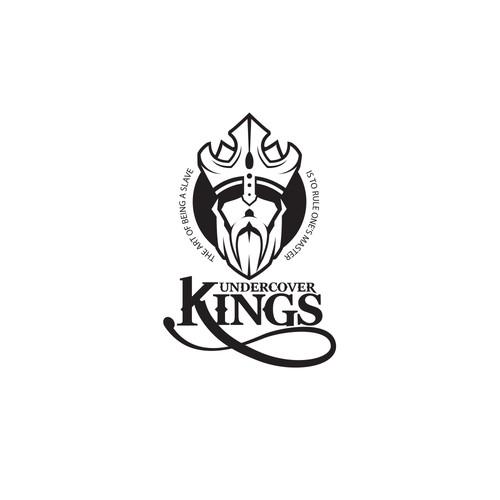 Logo design for Undercover Kings