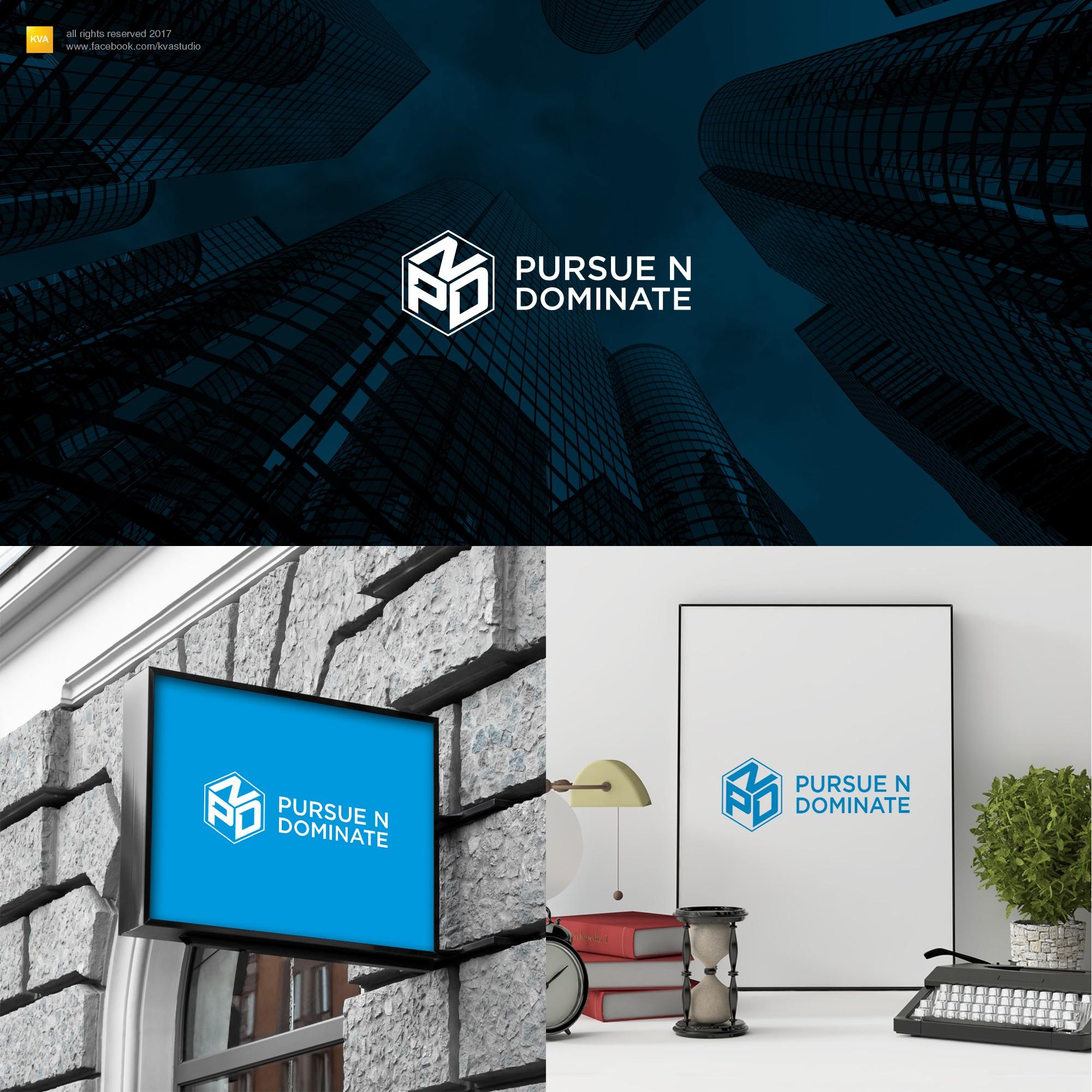 PND Online Marketing Logo Design