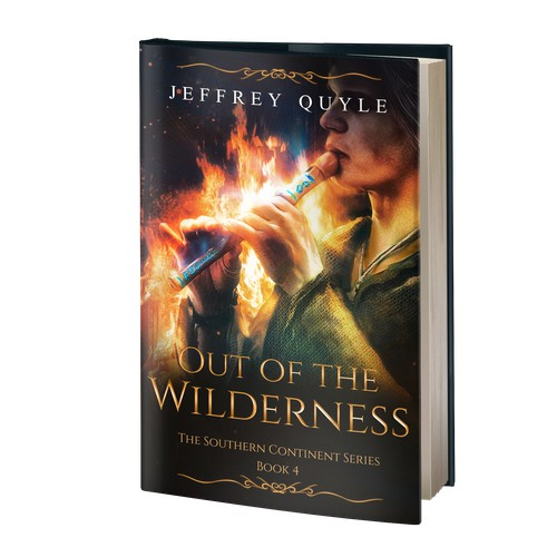 Book cover - Out of the Wilderness