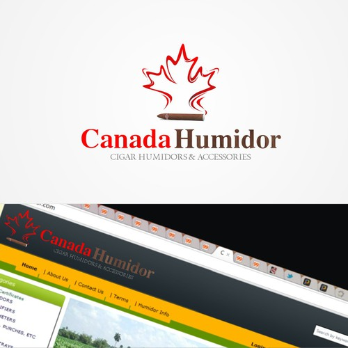 Canada Humidor's New Logo... What Will It Look Like?